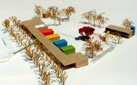 Elementary School + Nursery School Munich-Sendling