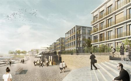 Hafencity Waterfront