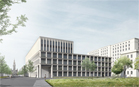 Universal Building of the University of Applied Sience
