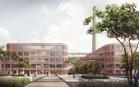 Neubau der Unternehmenszentrale Leipziger Stadtwerke Campus Südost